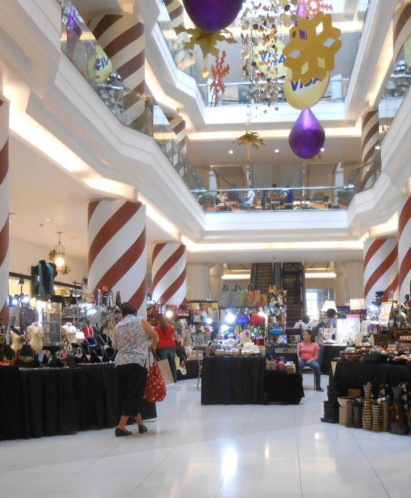 Eastwood Mall bazaar